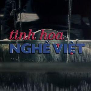 Tinh hoa nghề Việt -  Chế tác giấy và tranh từ dừa
